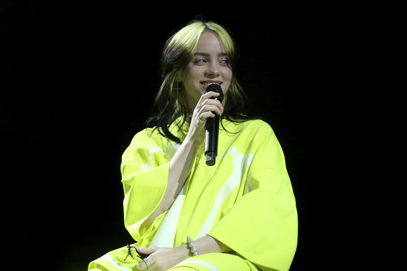 Billie Eilish, 18, could become the youngest-ever Album of the Year winner.