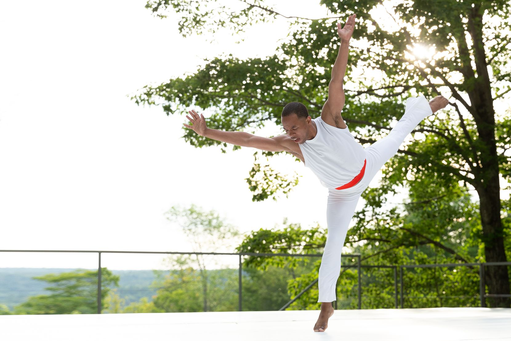 Claude Alexander III is making both his dance and choreographic debut at Jacob's Pillow.