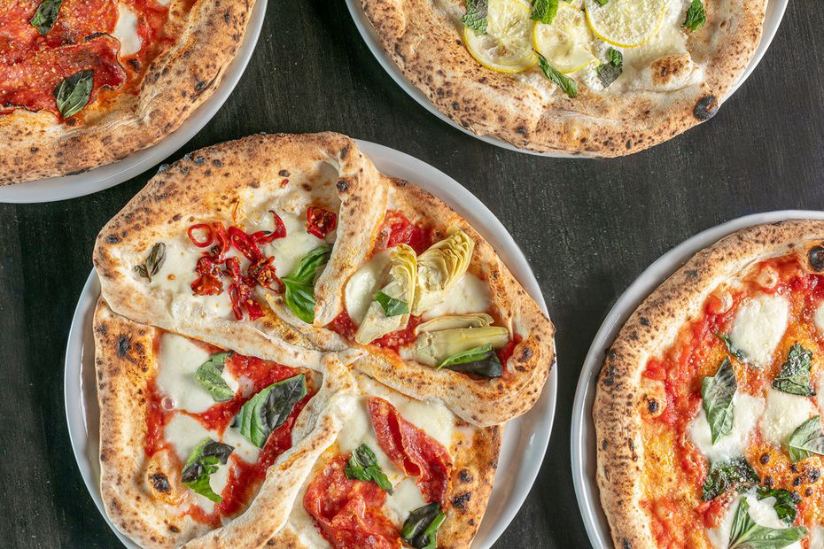 Chef Dino Santonicola is best known for his pizzas from when he worked as master pizzaiolo at Cane Rosso in Dallas. His new restaurant Partenope Ristorante does make Neapolitan pizzas, but Santonicola wants customers to try other dishes, too.