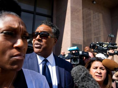 Dwaine Caraway was sentenced in April 2019 to 56 months in federal prison.