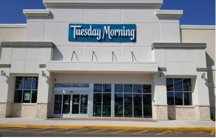 Tuesday Morning tiene 110 tiendas en Texas, incluidas 37 en Dallas-Fort Worth.