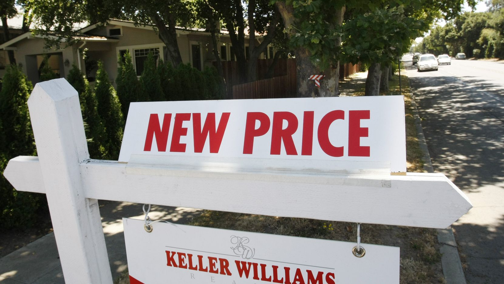 Dallas-area home prices were up only 3.8 percent from a year ago in the latest Case-Shiller report.