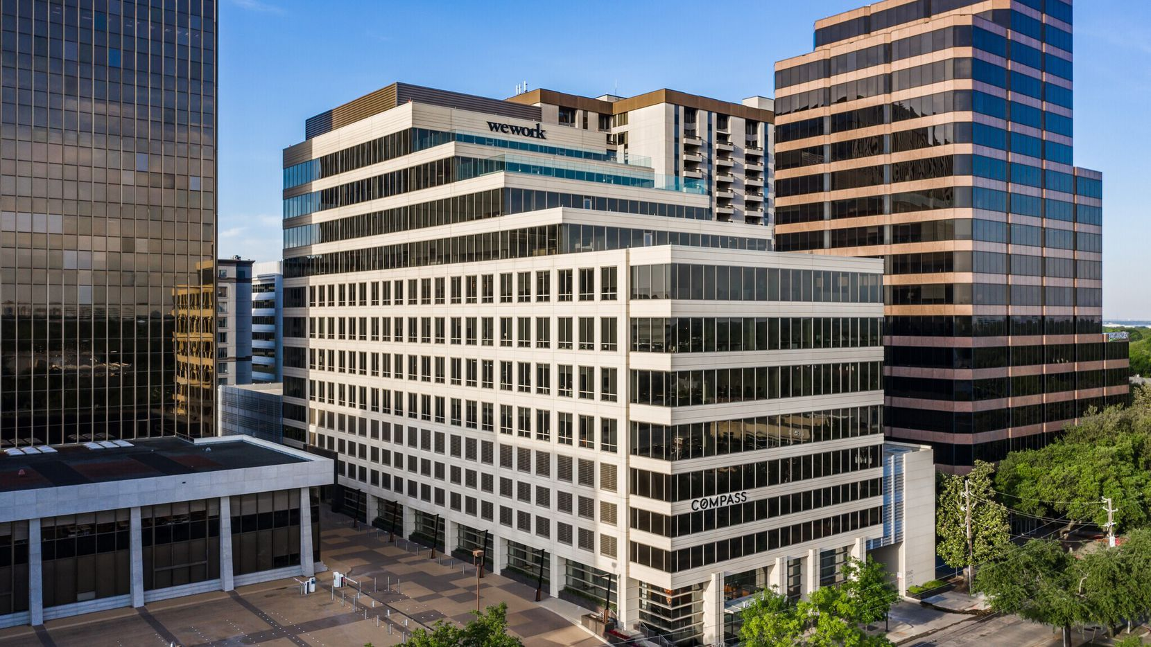 Ameriprise Financial is moving to The Terraces at Douglas Center building.