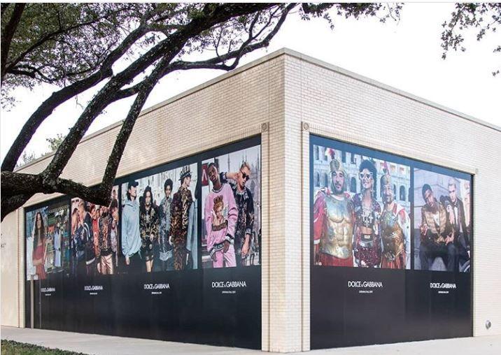Dolce & Gabbana to open at NorthPark Center in Dallas.