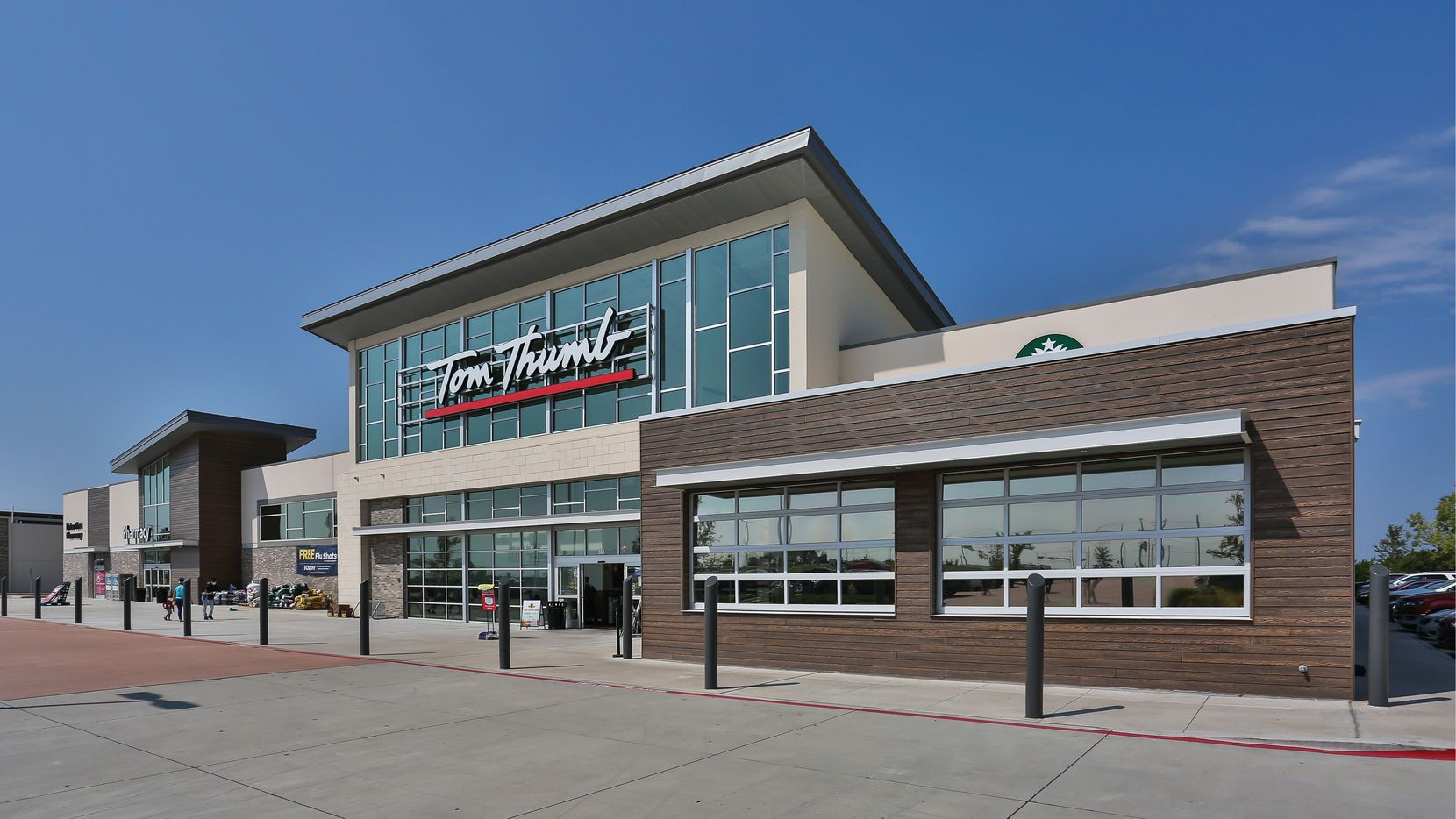 Younger Partners purchased the Heath Town Center in Rockwall County.