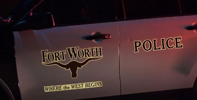 Fort Worth police investigated a deadly crash involving a pedestrian on the South Freeway early Thursday.