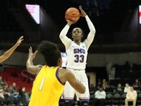 Johnasia Cash hasn't returned to SMU and won't play this year if she doesn't feel it's safe.