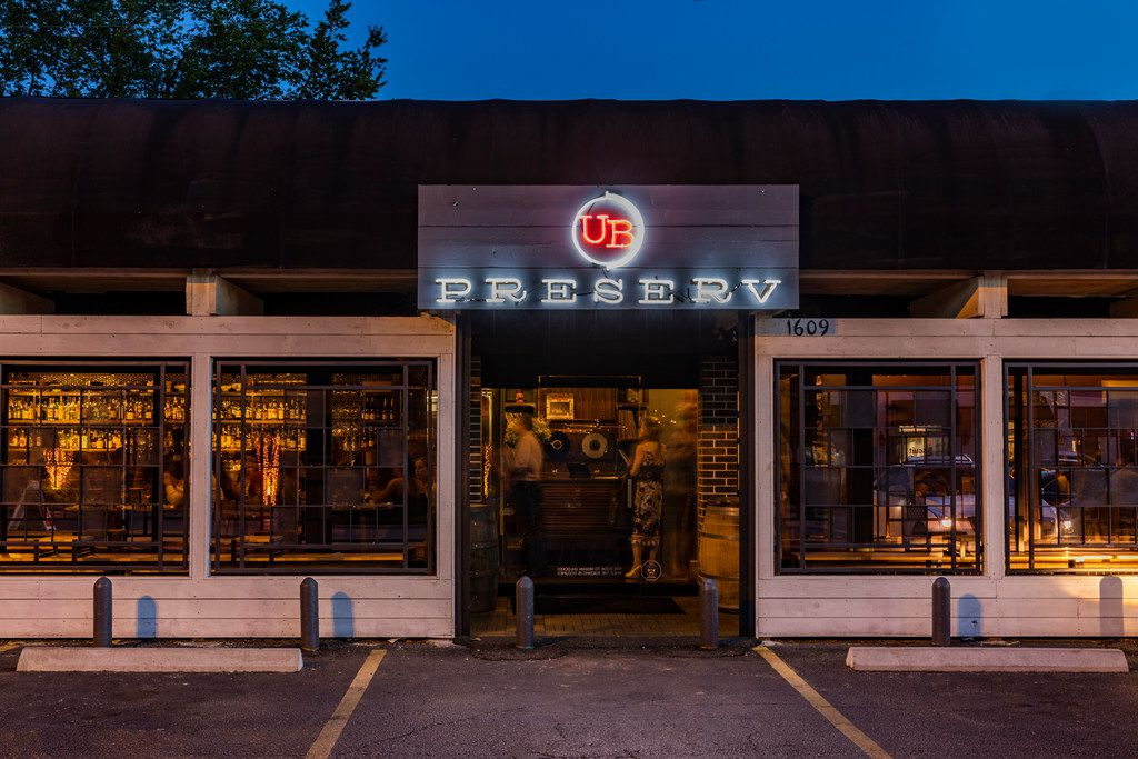 """UB Preserv is one of Chris Shepherd's three new Houston restaurants. The owner-chef created it after shuttering his famous Underbelly, where his work earned him the James Beard Award's Best Chef Southwest in 2014. The focus of UB Preserv is to """"preserve the ethos of Underbelly and the traditions and cultures of Houston."""""""