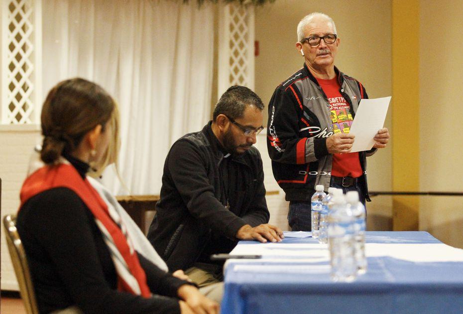 Saúl Monge, dirige el capítulo Dallas de la Alianza Nacional TPS.