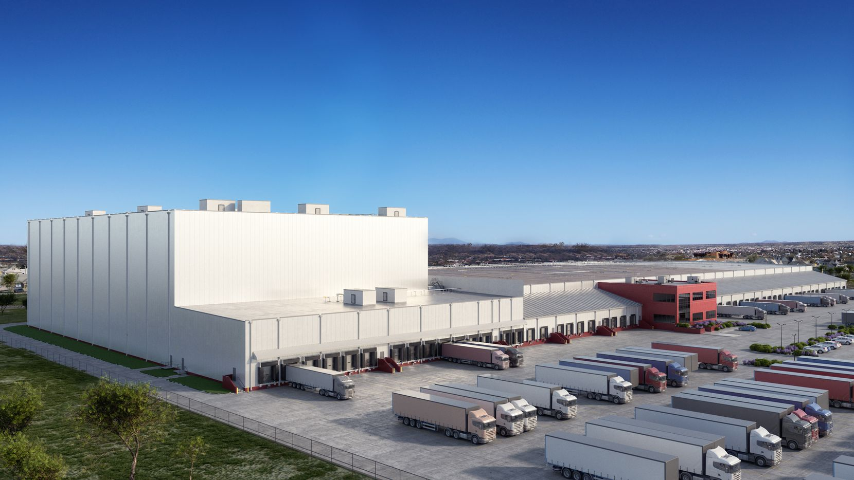 Lineage Logistics' Sunnyvale shipping hub is growing by more than a third.