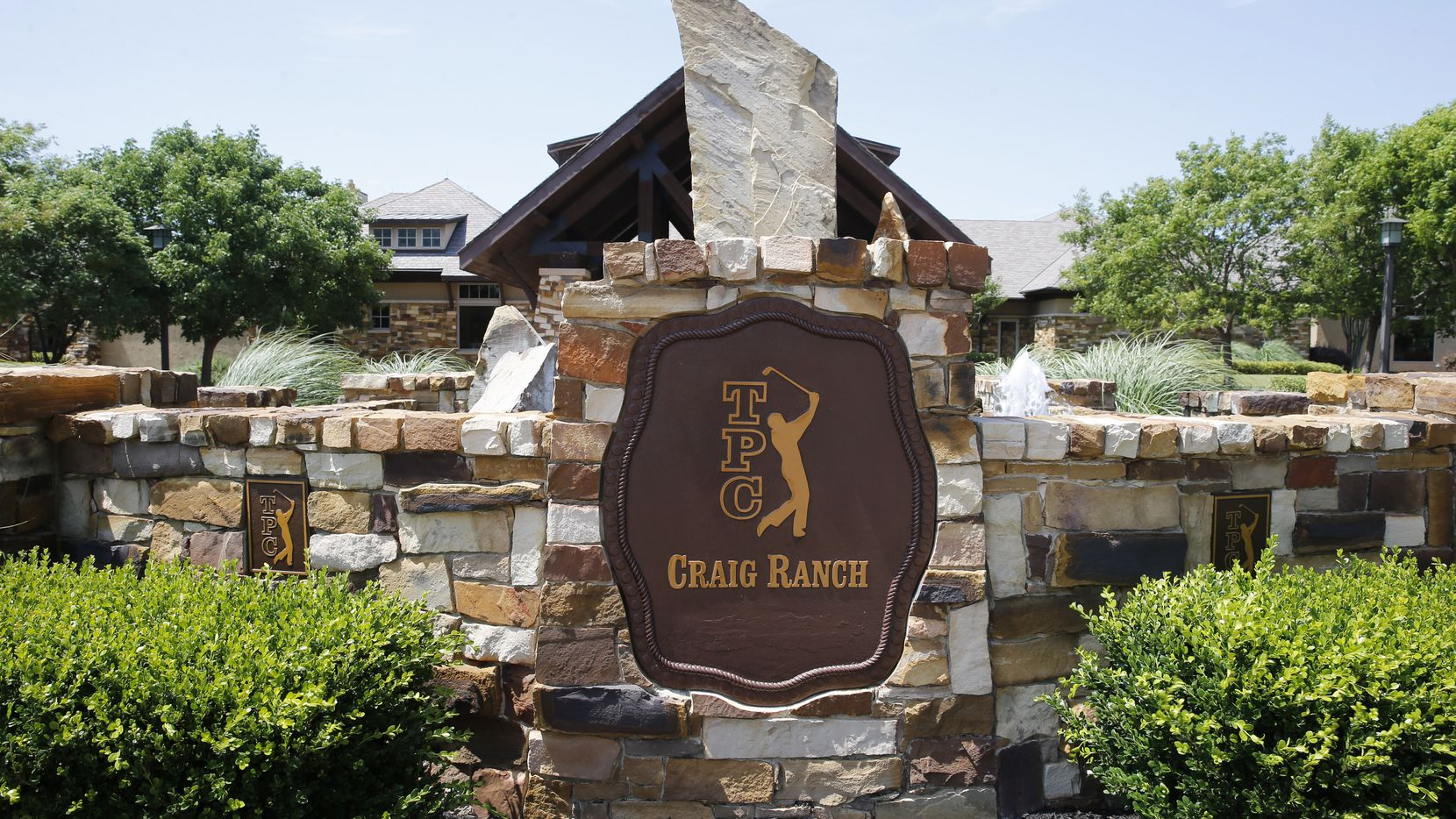 TPC Craig Ranch, the new home for the Byron Nelson golf tournament in McKinney, is pictured here on Thursday, May 7, 2020.