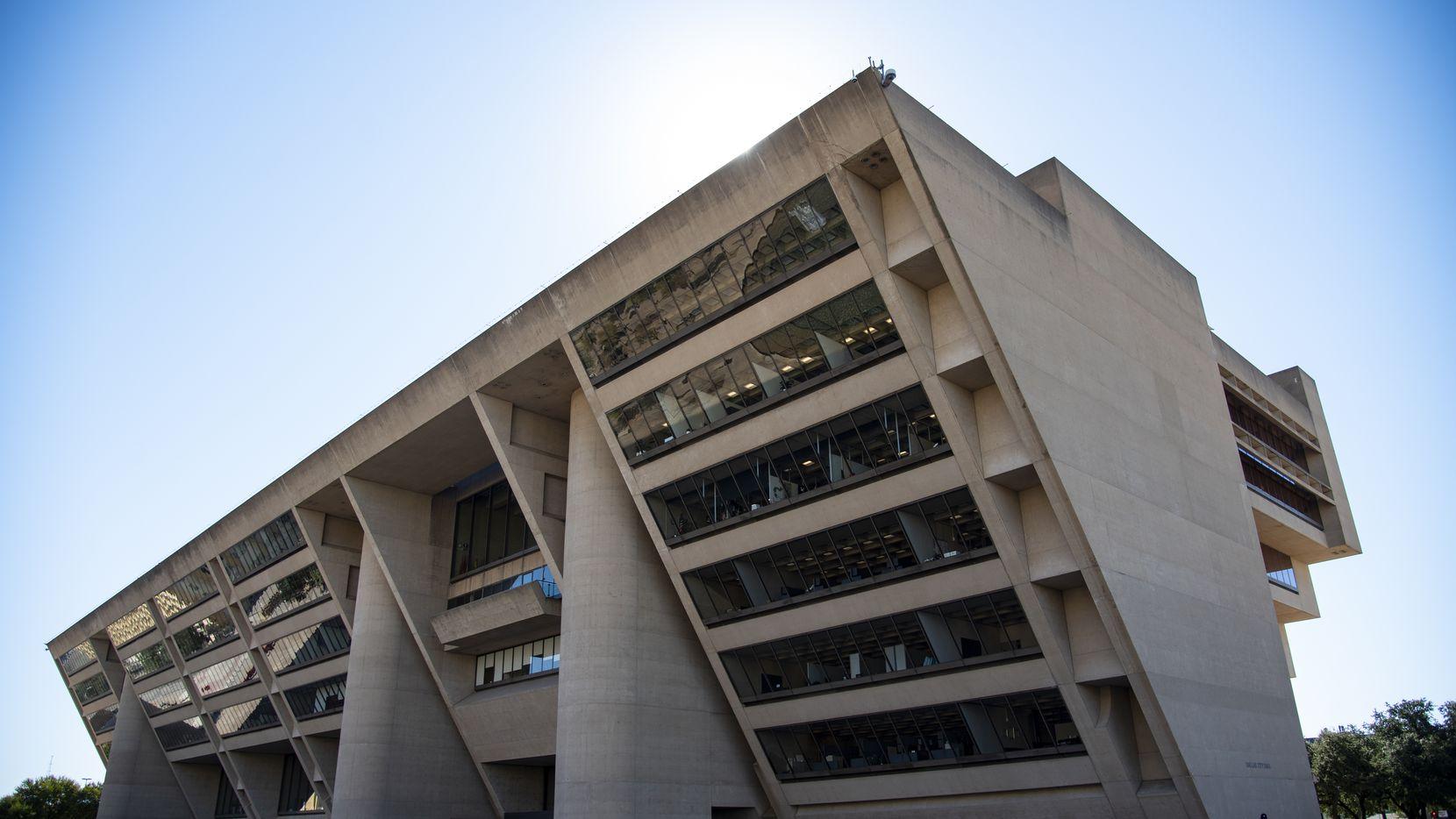 Dallas City Hall. (Emil Lippe/Special Contributor)