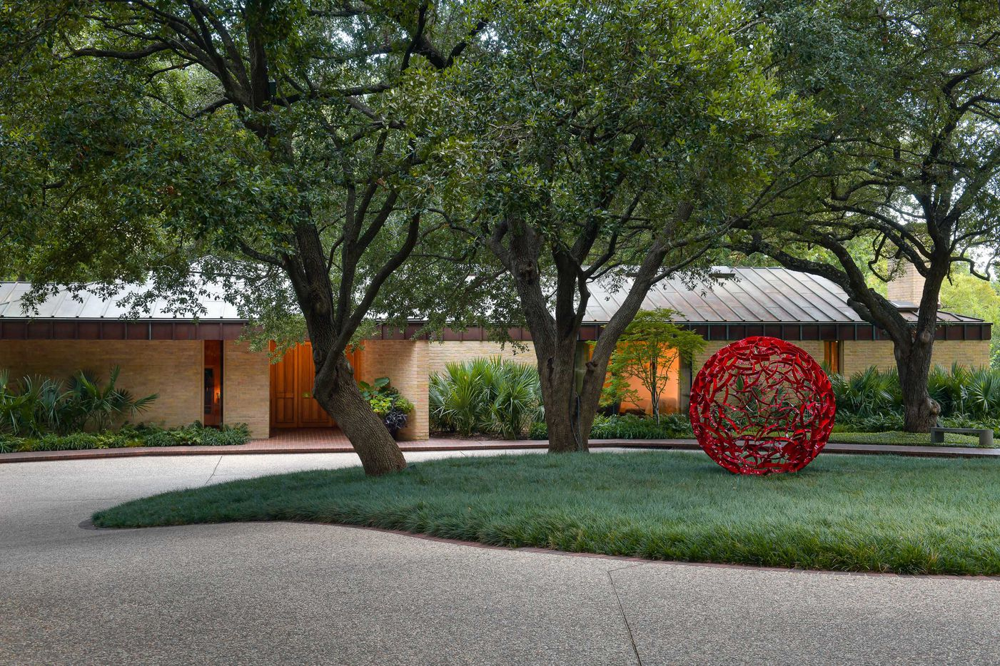 Take a look at the home at 10240 Gaywood Road in Dallas, TX.