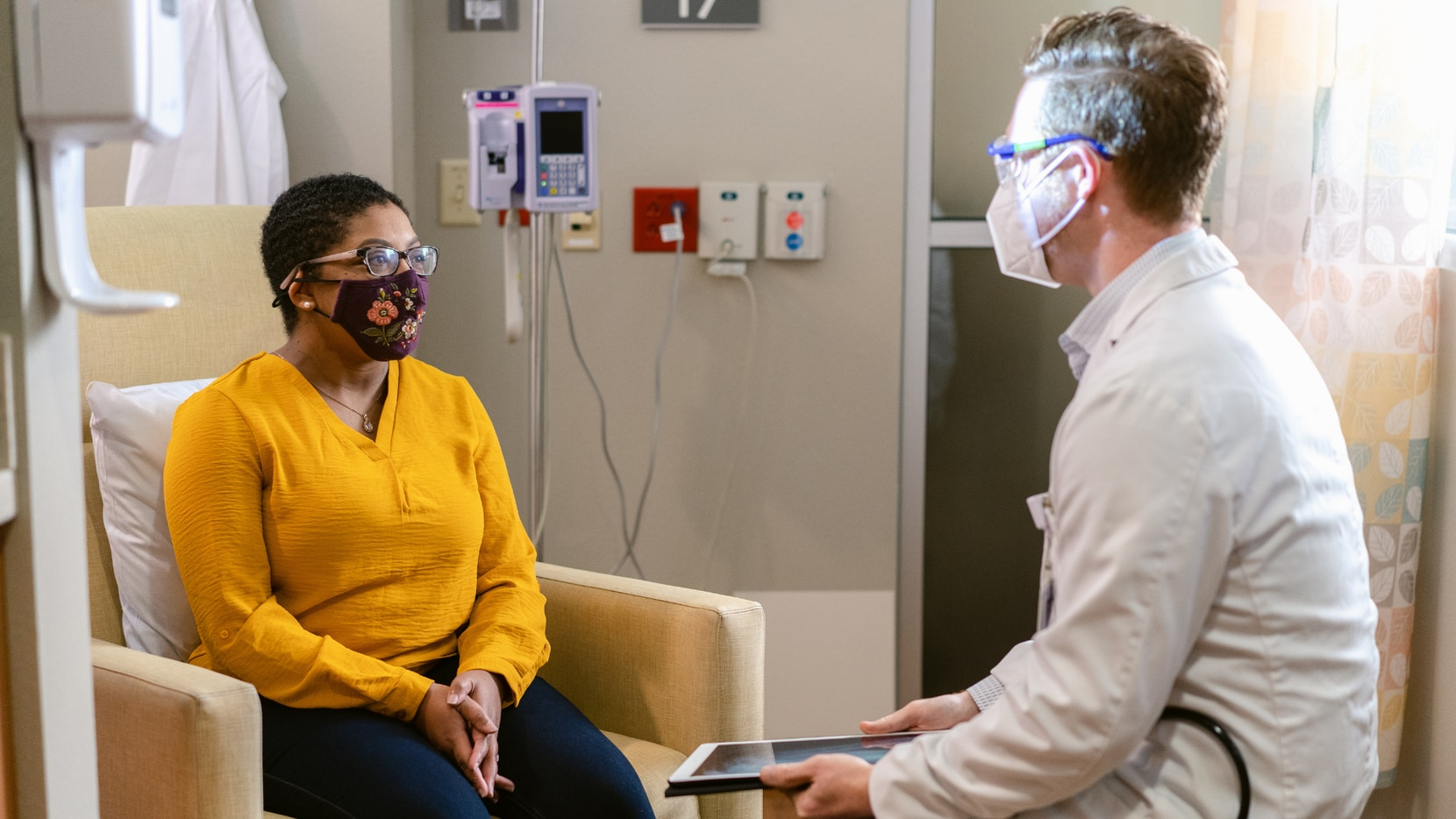 The care teams at Baylor Scott & White Health treat cancer patients like Amber Hernandez with personalized, compassionate care while continuing to advance cancer treatments.
