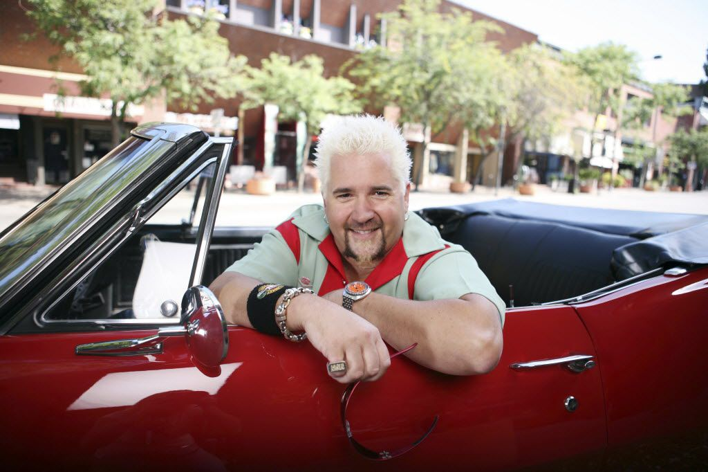 Guy Fieri, host of the Food Network TV show Diners-Drive-Ins and Dives, has profiled thousands of restaurants across the country since the series debuted in 2007.