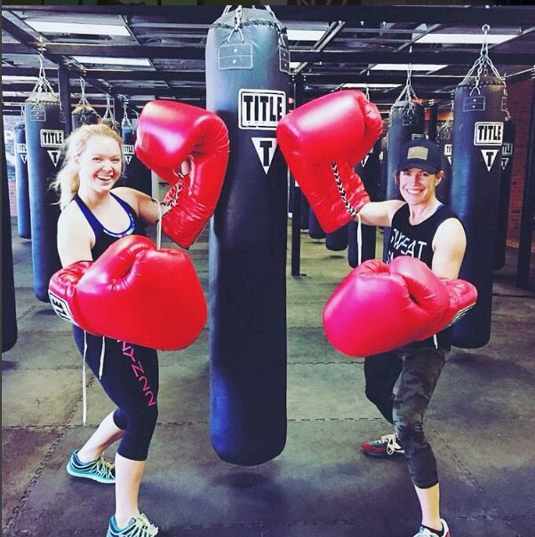 Zyn22 instructors also cross-train at Title Boxing Club.