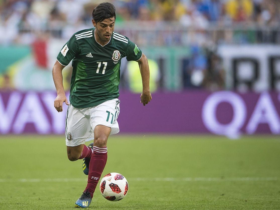 Carlos Vela no perdería la oportunidad de estar en los Juegos Olímpicos de Tokio 2020 con la selección mexicana.