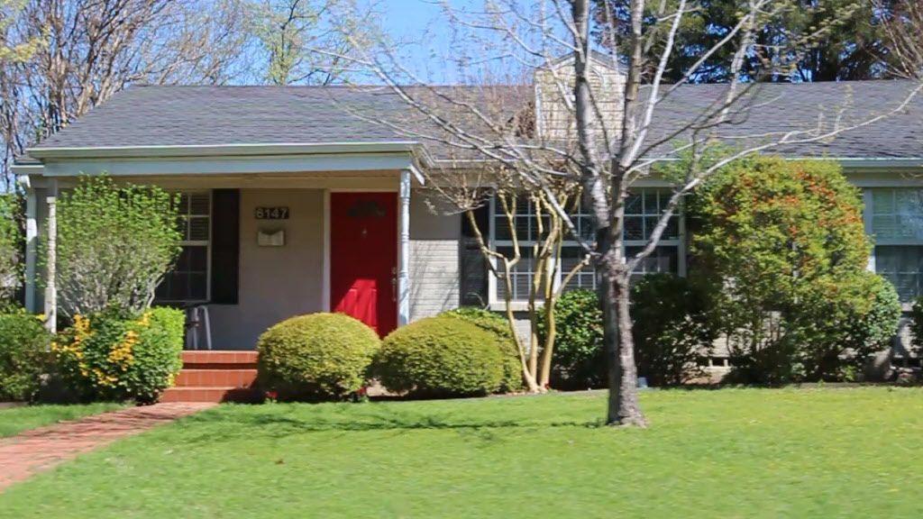 For Bridging the Gap: Edge Neighborhoods project  Example of Parkdale neighborhood housing.