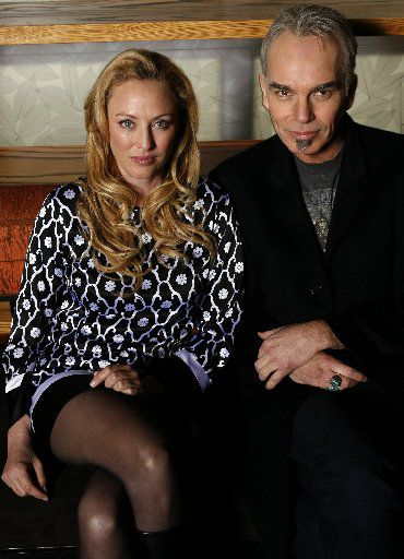 """Billy Bob Thornton made a Dallas appearance with Virginia Madsen in 2007 while promoting """"The Astronaut Farmer."""""""