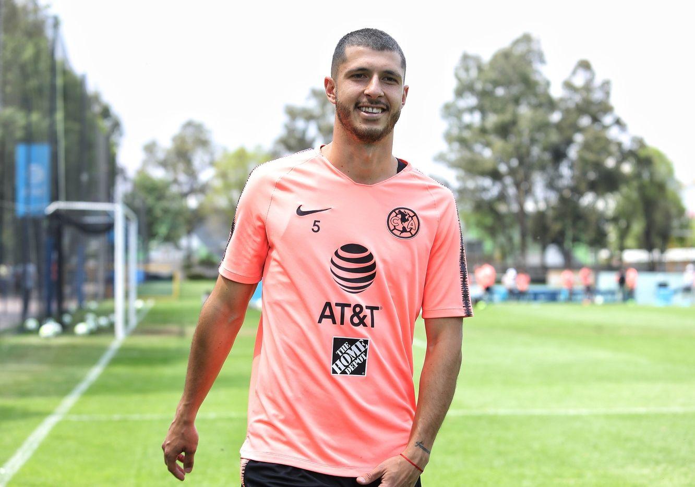 El mediocampista Guido Rodríguez se ha cotizado muy bien por su desempeño en la Copa América.