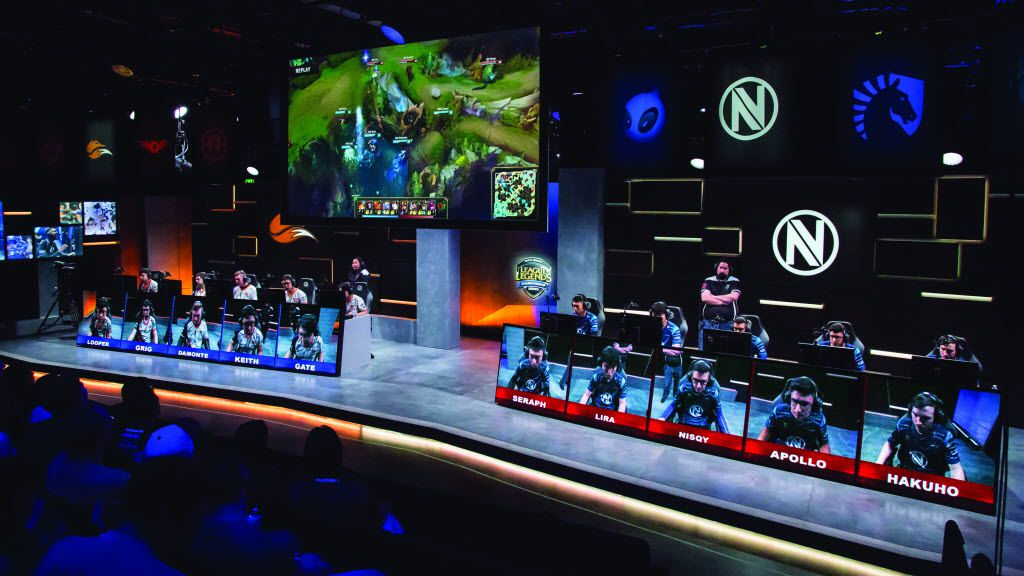 Oil magnate Ken Hersh and Hersh Interactive Group moved Envy Gaming from Charlotte to Dallas in 2017.