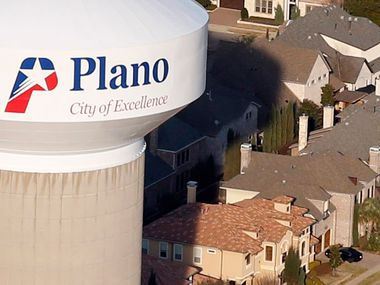 City of Plano shot on Friday, February 28, 2020.