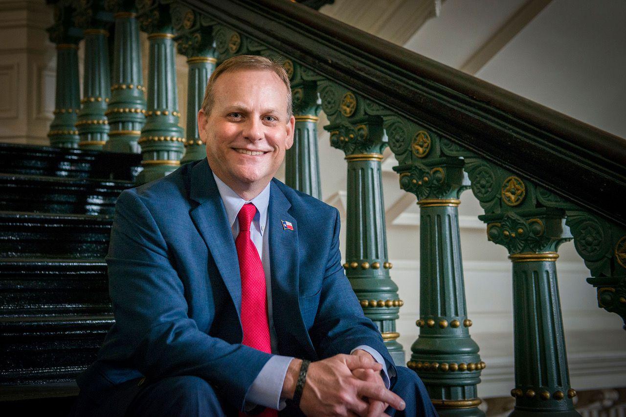Former Rockwall City Council member Scott Milder, a Republican, is challenging Lt. Gov. Dan Patrick.