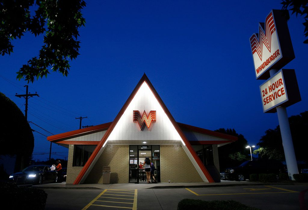 """Whataburger is among the Texas restaurants and retailers who've said a goof in the 2017 tax overhaul has caused """"numerous negative ripple effects for individuals and businesses."""""""