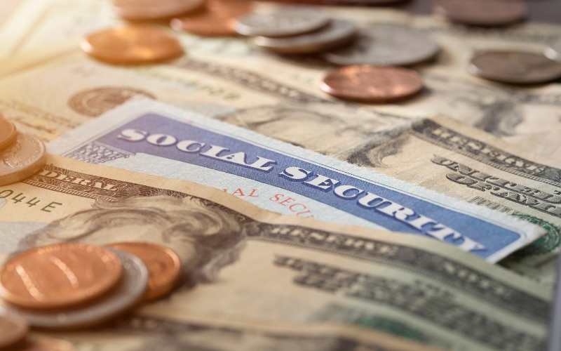 You can draw Social Security benefits once you hit 62, but the longer you wait to draw them the greater monthly payment you will receive.