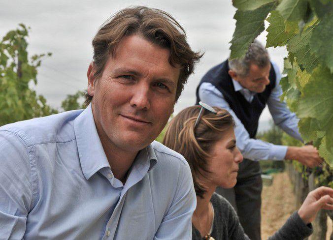 Salvatore Ferragamo, CEO of Il Borro wines