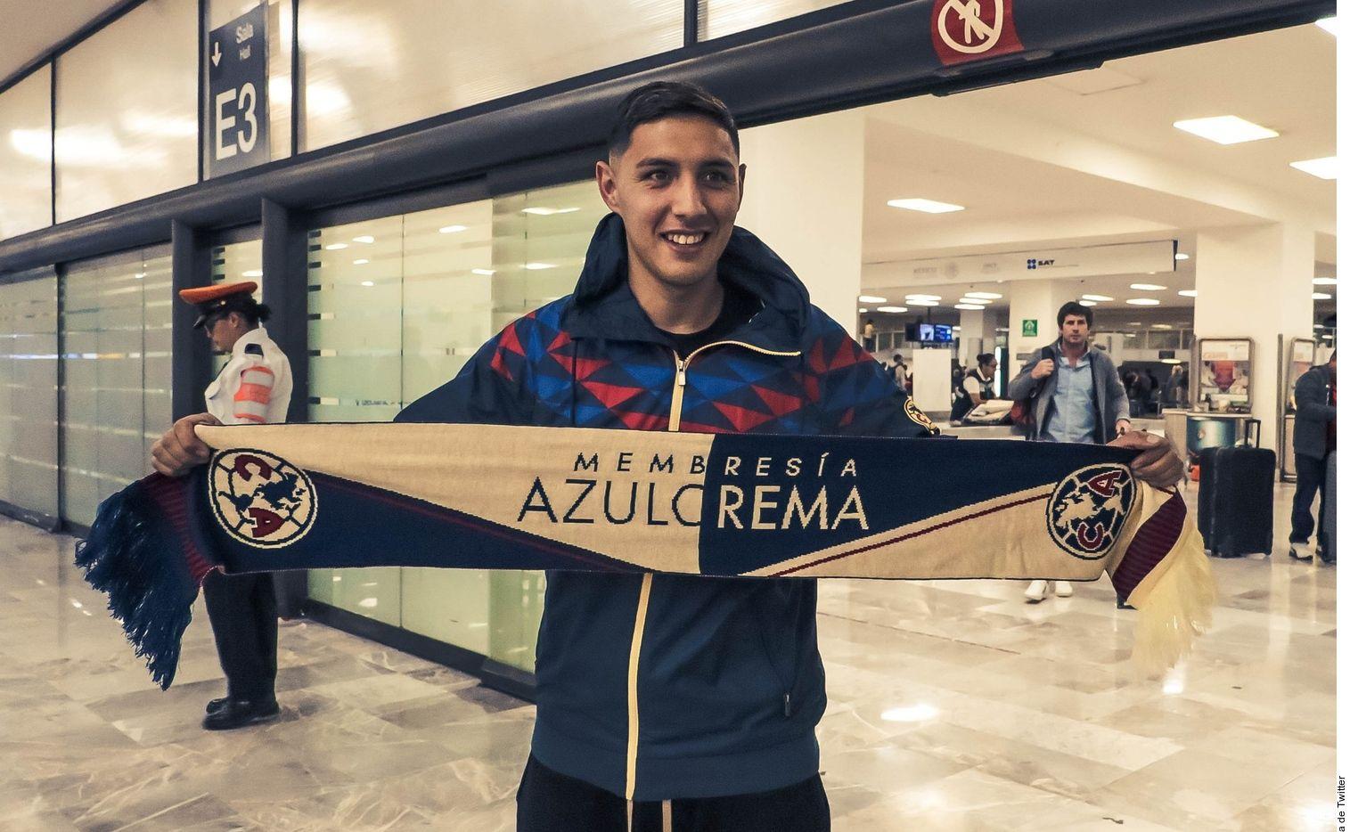 Leonardo Suárez llevaba 5 años jugando en equipos de LaLiga. Ahora se incorpora al América de México.