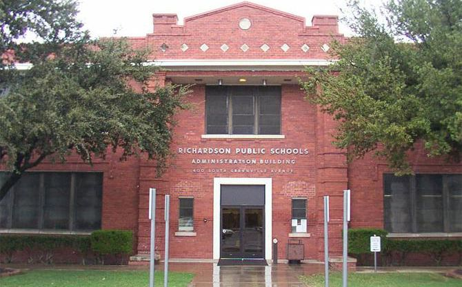 The Richardson ISD administration building, which has stood in its current location on Greenville Avenue for a century, will be renovated this summer.
