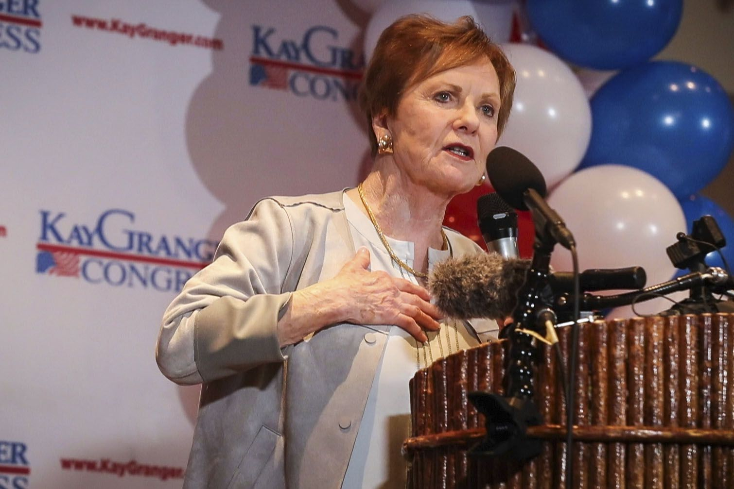The Club for Growth sought to unseat longtime Rep. Kay Granger, R-Fort Worth, in the March GOP primary. But it failed.
