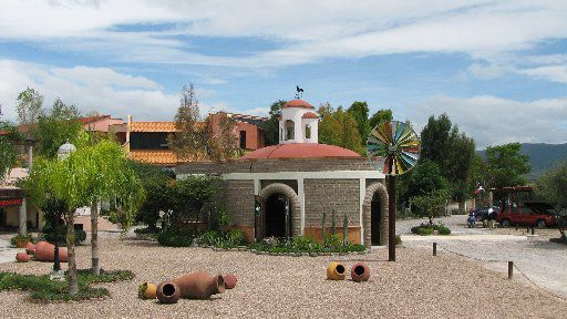 Cielito Lindo was Mexico's first assisted-living development aimed at Americans. It's just outside San Miguel de Allende.