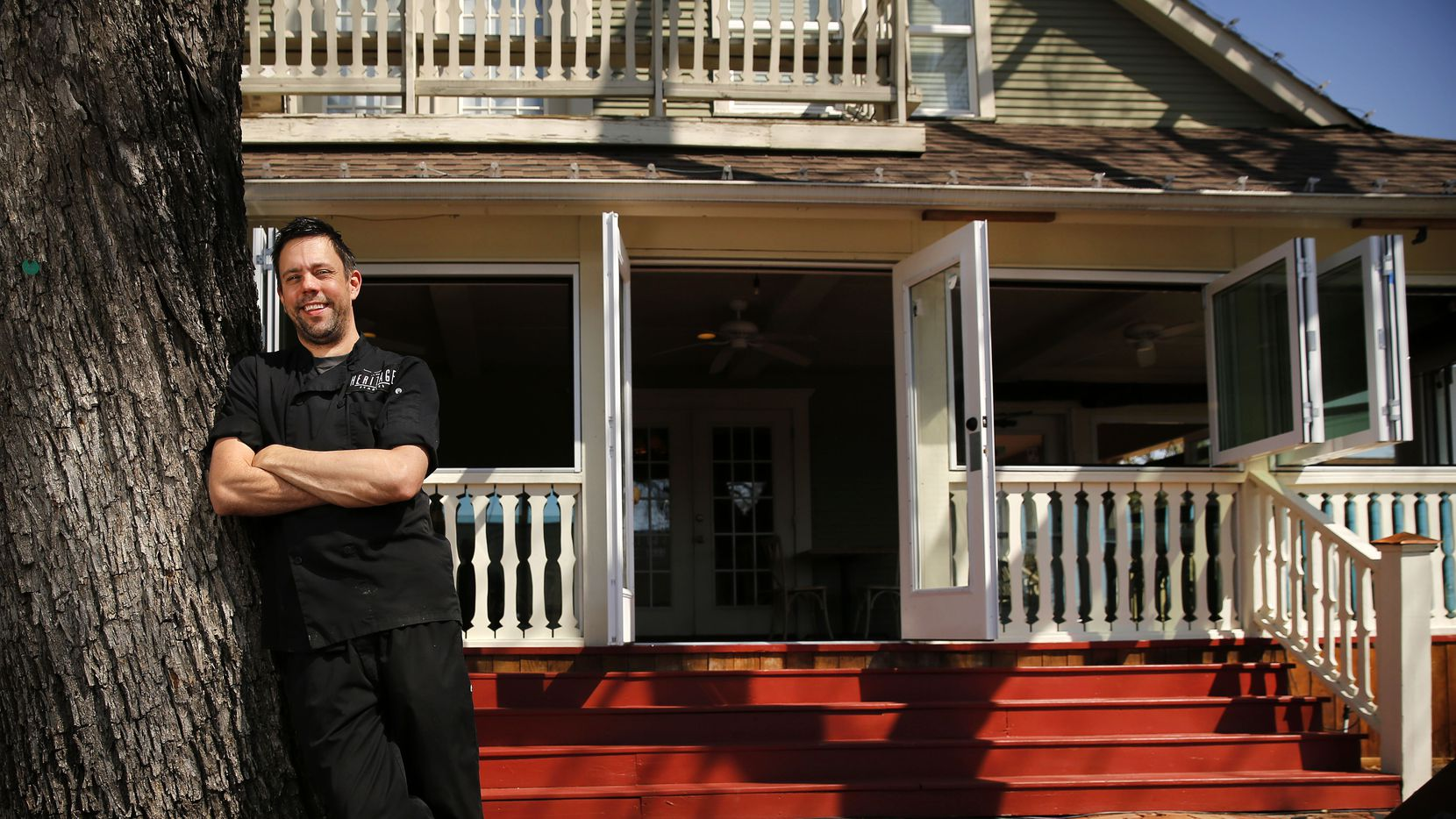 You want to hear war stories about owning a restaurant during a pandemic? Rich Vana is reopening The Heritage Table in downtown Frisco in mid-April 2021. But not before he closed his beloved restaurant, launched a sandwich shop and closed the sandwich shop.