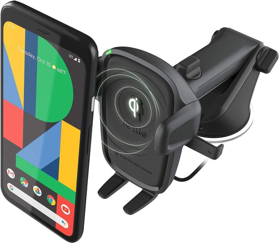 iOttie Auto Sense para montar el teléfono en el auto
