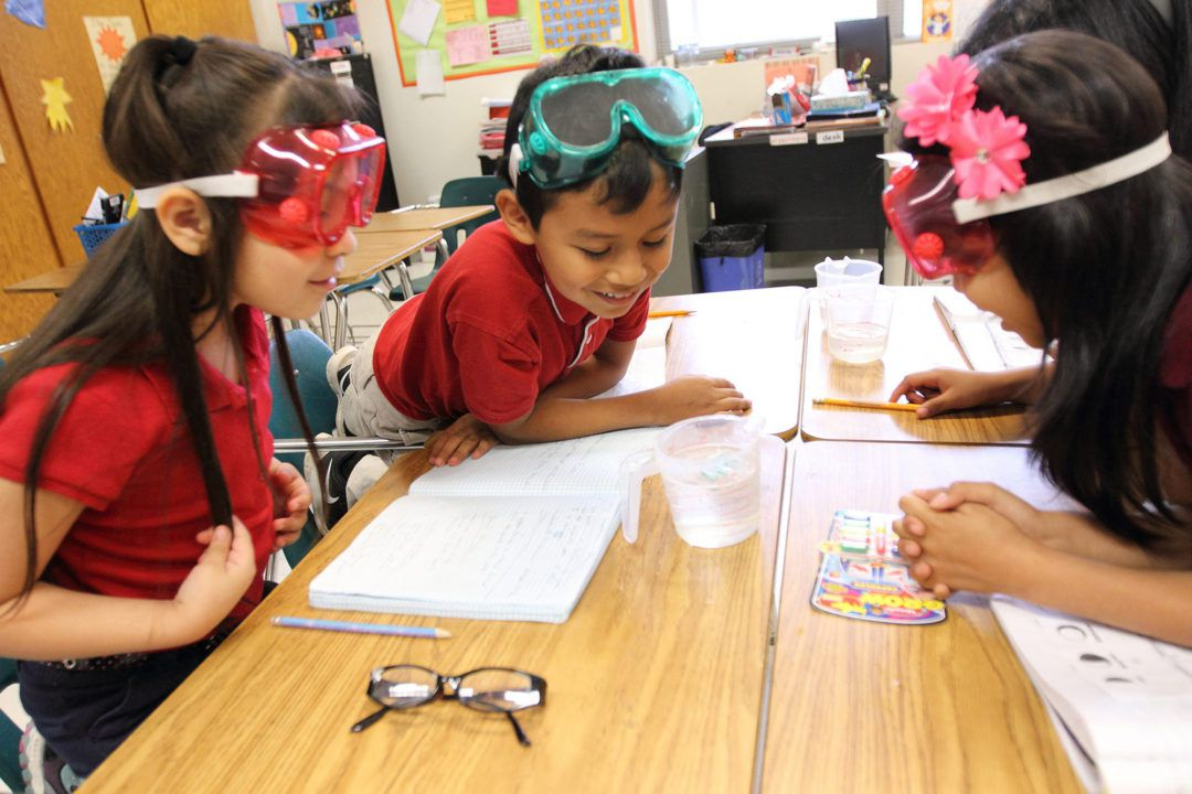A new STEM-focused school will serve families in West Dallas.