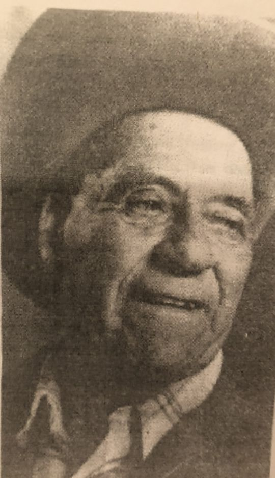 Jinks Jones, with his brother Emory, owned one of Texas' first integrated restaurants.