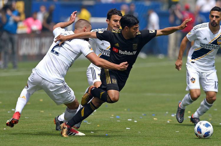 Carlos Vela es líder anotador de la MLS, con 12 goles. (GETTY IMAGES/Jayne Kamin-Oncea)