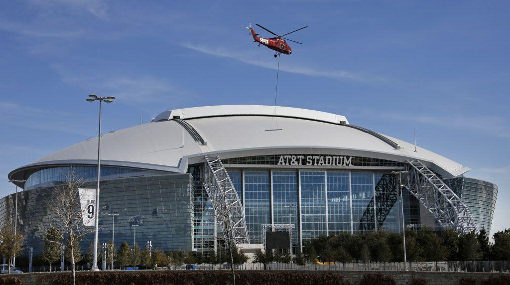 """Se esperan más de 70,000 personas en el AT&T Stadium de Arlington para la pelea de Saúl """"Canelo"""" Álvarez contra Billy Joe Saunders a efectuarse el sábado 8 de mayo."""