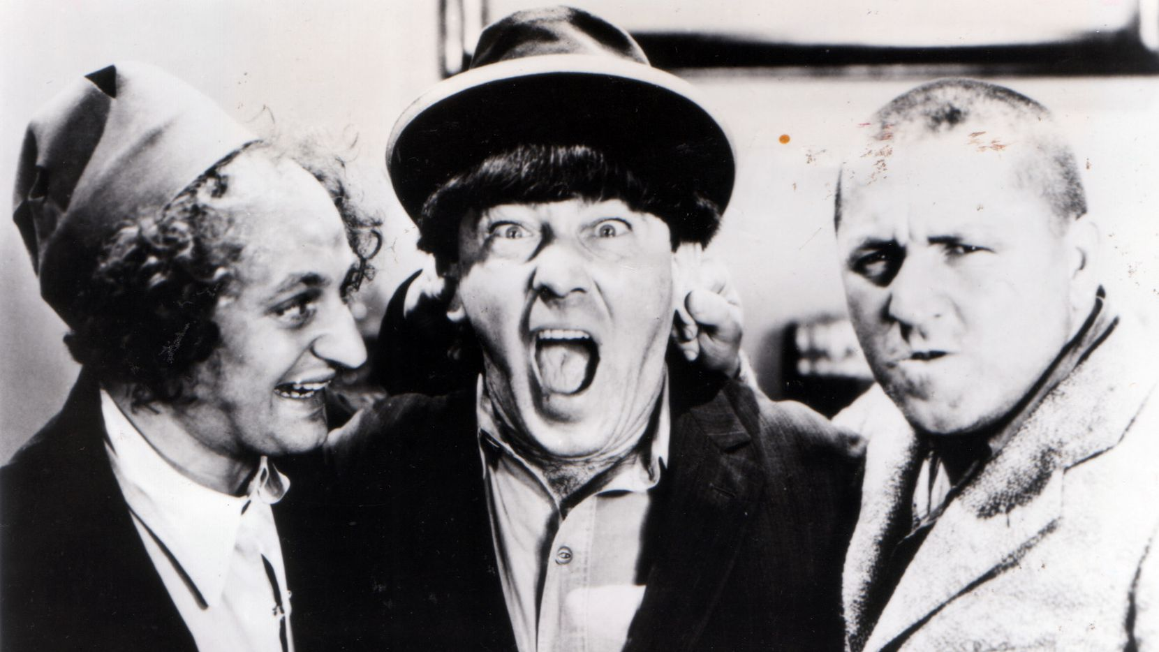 The Three Stooges are used by Watchdog Dave Lieber to explain the Texas property tax system.
