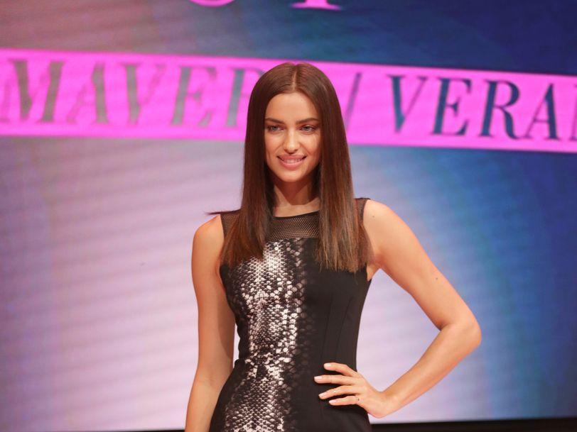 Irina Shayk es una modelo rusa de 35 años de edad.