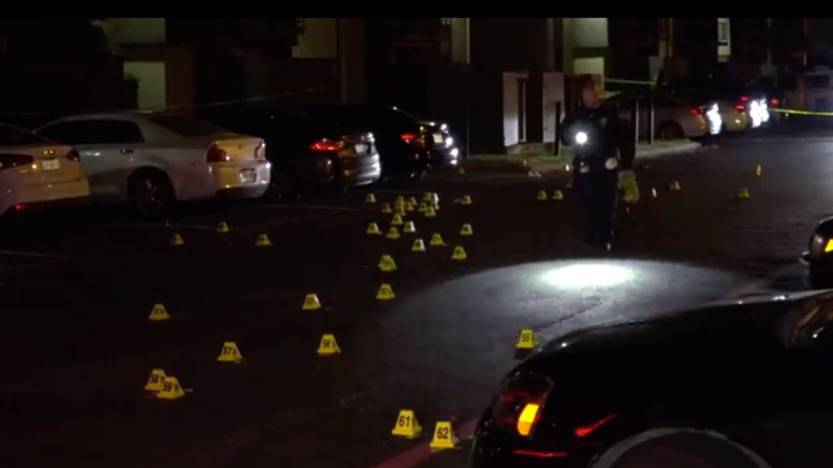 Dallas police were called early Friday to a shooting in the 1400 block of West Wheatland Road.