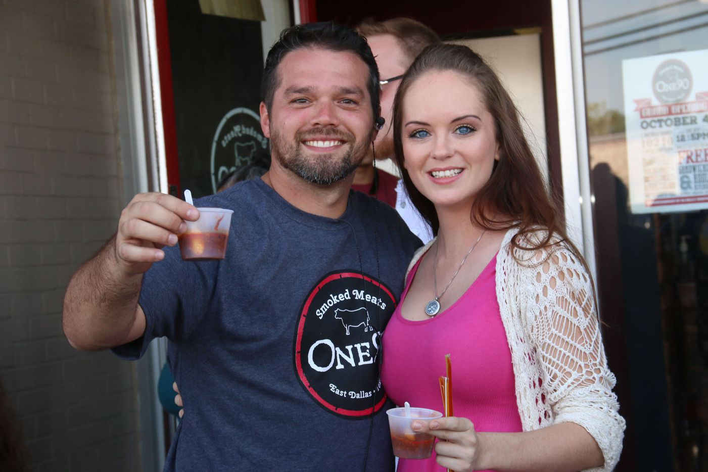 One90 Smoked Meats had its grand opening in East Dallas on October 4, 2015.