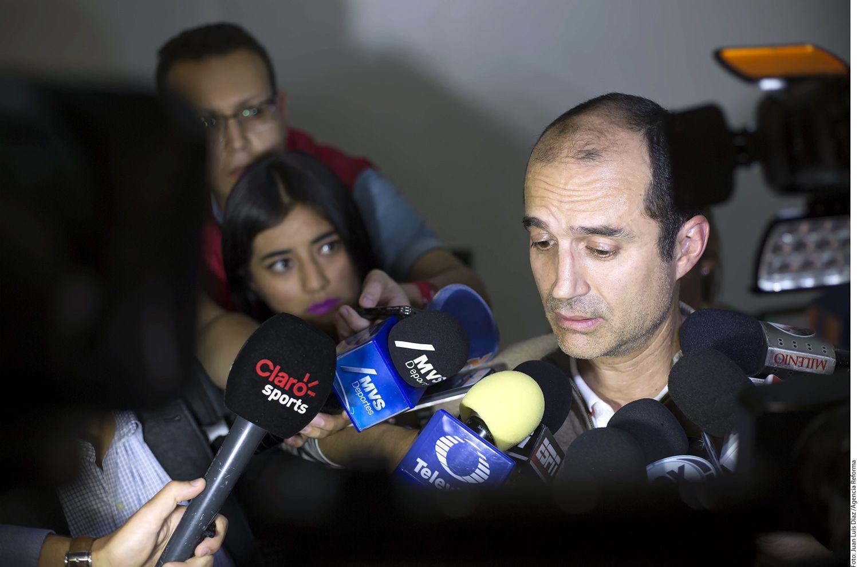 Guillermo Cantú. AGENCIA REFORMA