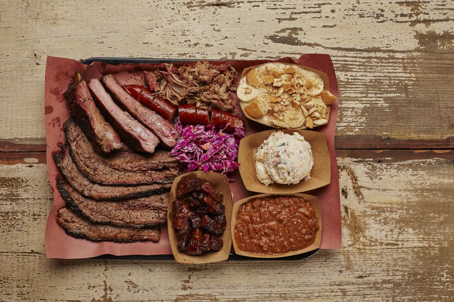 Heim Barbecue is known for its smoked meats and sides. But unlike most other barbecue joints, it also sells an impressive list of burgers, sandwiches and bar snacks.