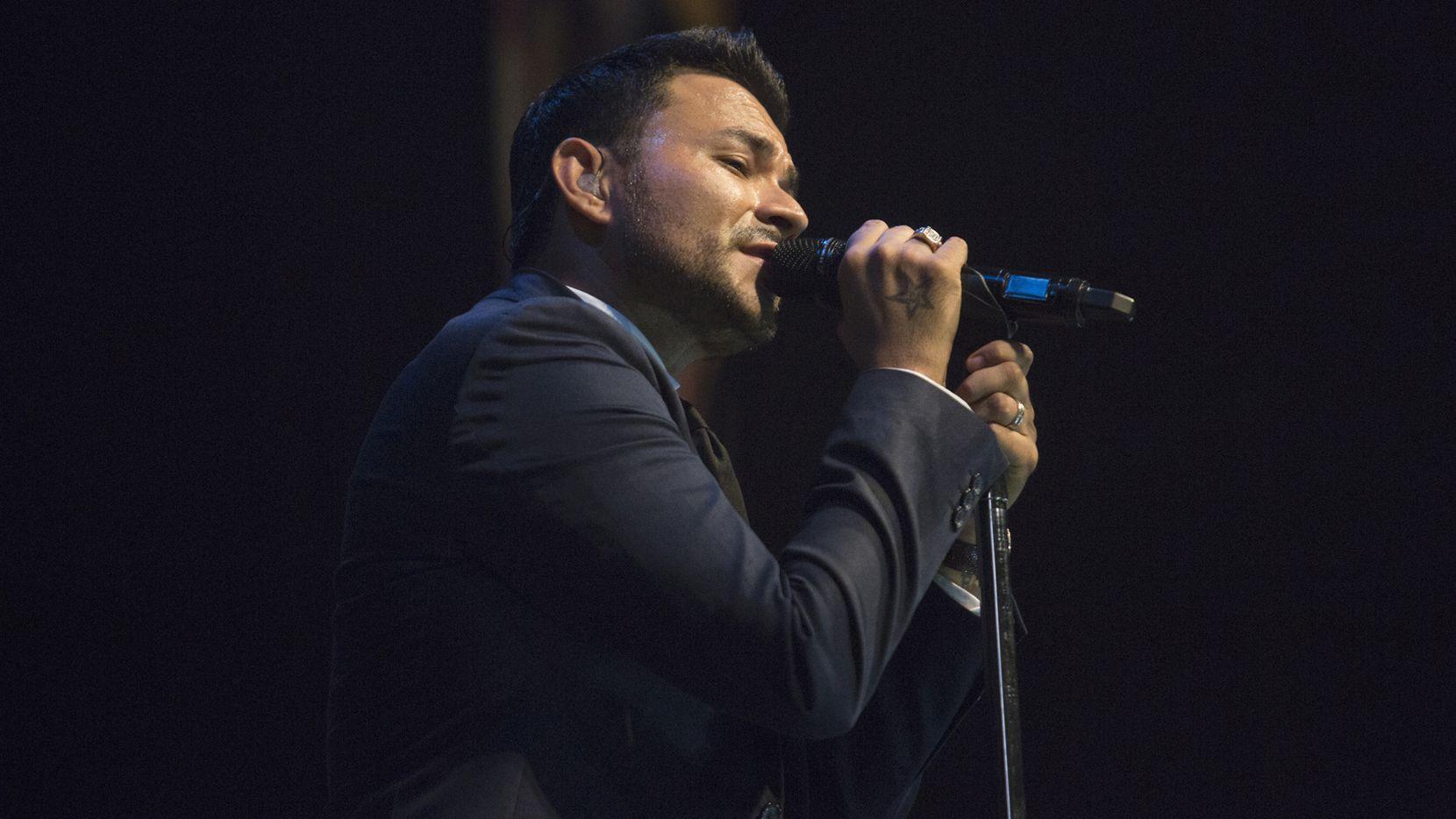 Frankie J durante una actuación en el House of Blues en 2014. Será uno de los principales artistas en el festival Centro Popular en Fort Worth.