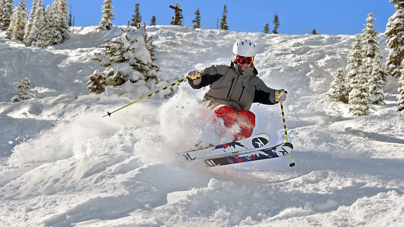 Telluride offers thrilling ski runs as well as more laid-back activities.