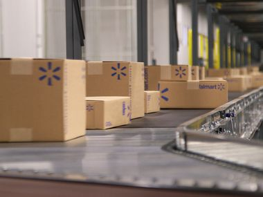 Walmart has two e-commerce fulfillment centers in Fort Worth. The first one opened at 5300 Westport Parkway in 2013. The second one opened in early 2016 at 15101 N. Beach St.