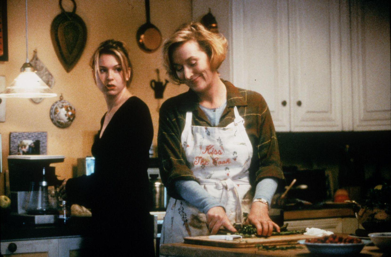 Renée Zellweger and Meryl Streep in the movie, 'One True Thing.'